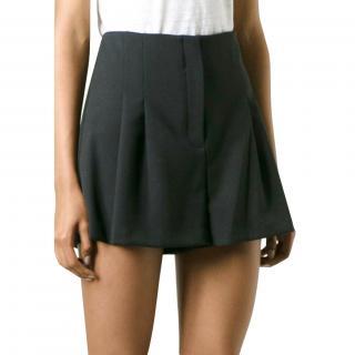 Michael, Michael Kors Black Tailored Shorts