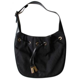 Gucci Classic Black Hobo Bag