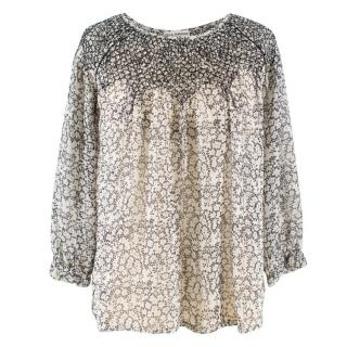 Ulla Johnson Silk Blouse