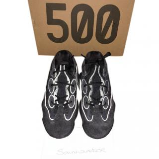 Yeezy 500 Utility Black Trainers