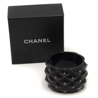 Chanel Studded Bangle