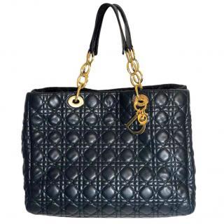 Dior Lambskin Soft Shopper Bag