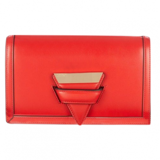 Loewe Barcelona Leather Pouch