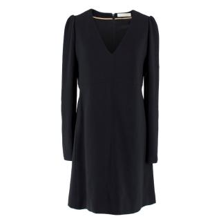 Chloe Navy Shift Dress