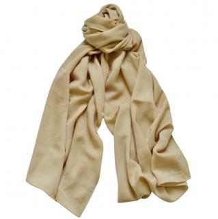 Ralph Lauren Collection large cashmere scarf