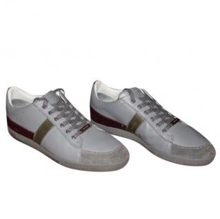 Dior- Grey Contrast Sneaker