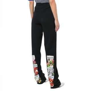 Off-White 'Flower Shop' Jogging Bottoms