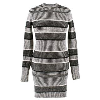 T by Alexander Wang Knit Top and Skirt Coordinate Set