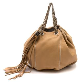 Chanel Chain Bucket Bag