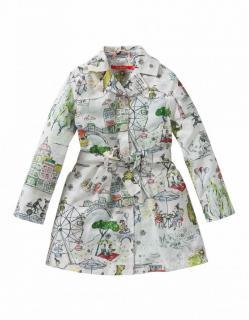 Oillily Girls Holiday Coat