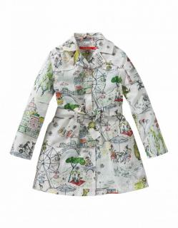 Oillily Girls Holiday Coat
