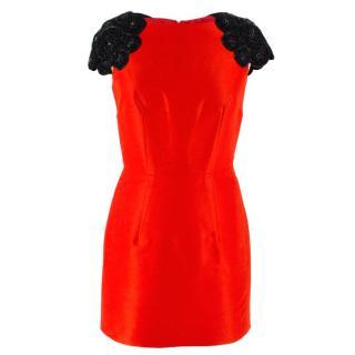 Bespoke Embellished A-Line Dress