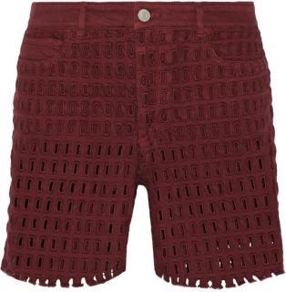 ISABEL MARANT 'Pace' Denim Shorts