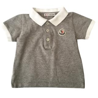 Moncler Boy's Polo Shirt