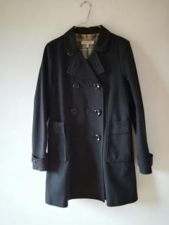 See by Chloe Blue Trench Coat