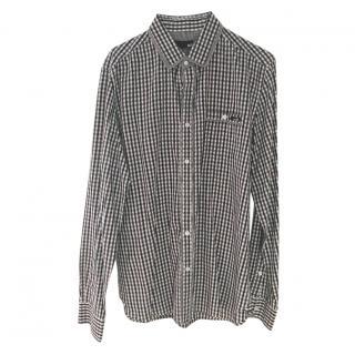 Love Moschino Checked Shirt