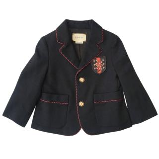 Gucci Boy's Tailored Blazer