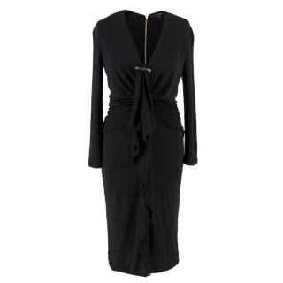 Gucci Midi Wrap Dress