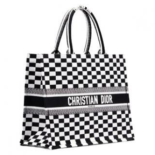 Dior Book Tote Bag