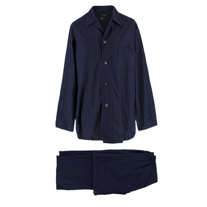 Burberry Men's Striped Pyjamas