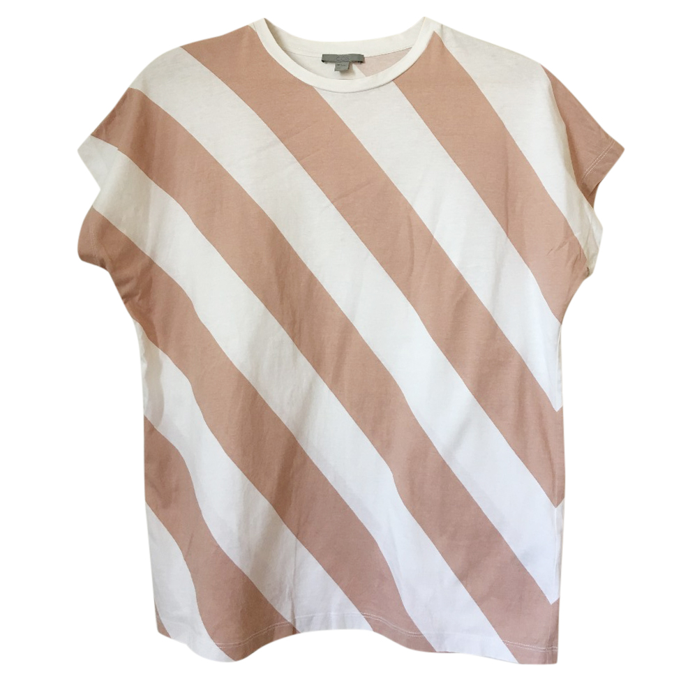 COS striped t-shirt