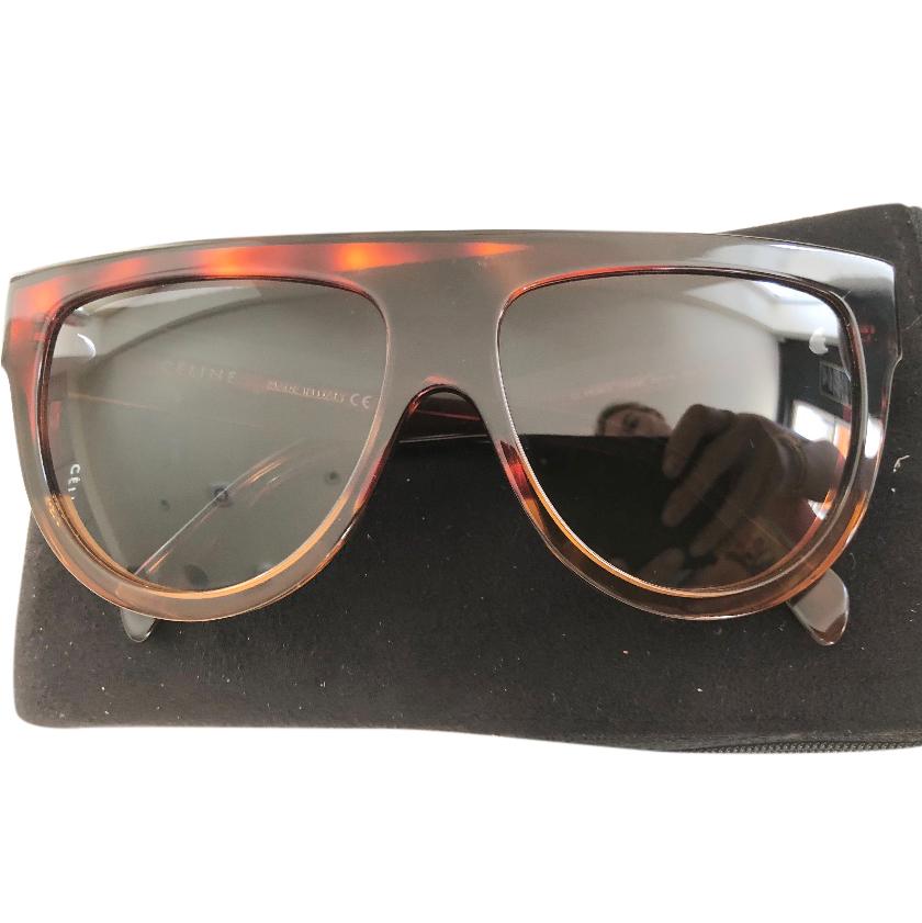 c7ae456f6cac Celine Shadow D Frame Sunglasses