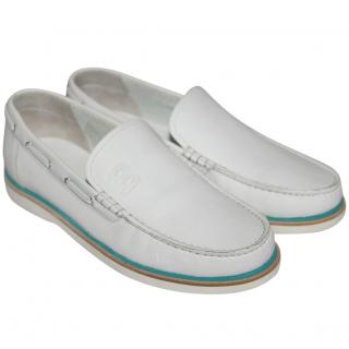 Bally Gulivan Swiss Leather Loafers