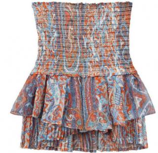 Isabel Marant Paisley Silea Skirt