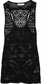 Emilio Pucci Crochet Sleeveless Top