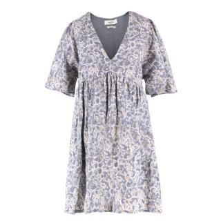 Isabel Marant Etoile Patterned Smock Dress