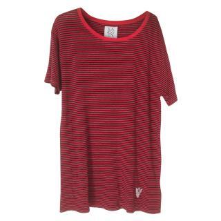 Zoe Karssen striped T Shirt
