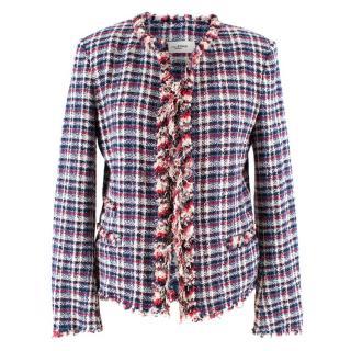 Isabel Marant Etoile Nawell Tweed Jacket