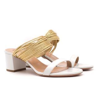 Aquazzura Rendez-Vous 50 Sandal