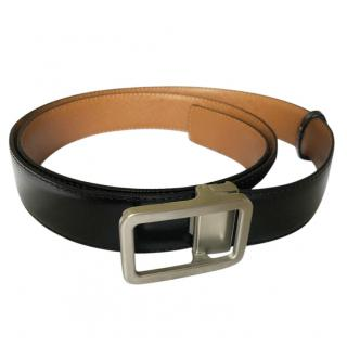 Dunhill London Leather Belt