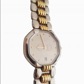 Christian Dior Stainless Steel Quartz Ladies Vintage Watch