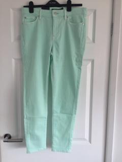 Lauren Ralph Lauren Skinny Cropped Jeans