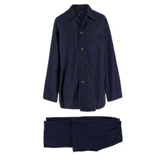 Burberry Men's Striped Pyjamas