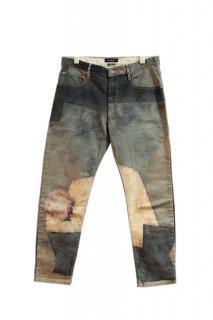 Isabel Marant tie-dye jeans