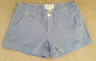 Ralph Lauren Gingham Cotton Shorts