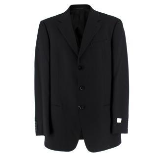Giorgio Armani Single Breasted Suit Blazer