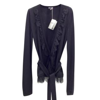 Wolford Fine Merino Lace Cardigan