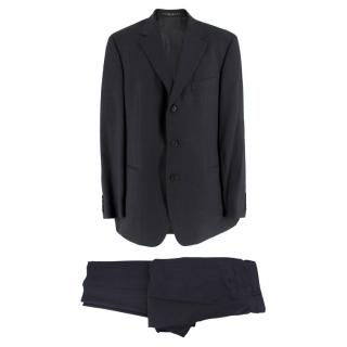 Hugo Boss Single Breasted Grey Suit