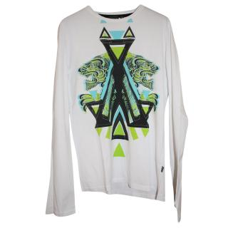 Just Cavalli Printed Men's Top