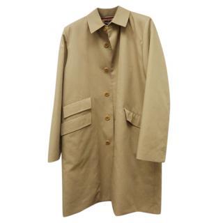 Paul Smith Men's Classic Trench Coat