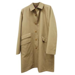 Paul Smith Men's Classic Trench Coat