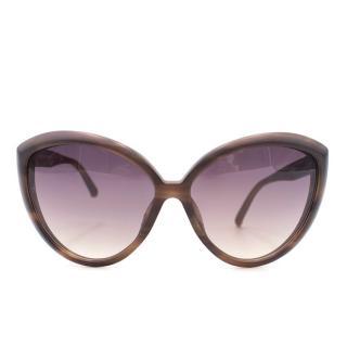 c078fd3c53eb Linda Farrow Cat Eye Sunglasses