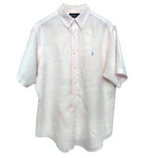 Ralph Lauren Men's Linen Shirt