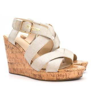 Bimba Y Lola Strappy Wedges