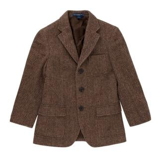 Polo Ralph Lauren Boys Tweed Blazer
