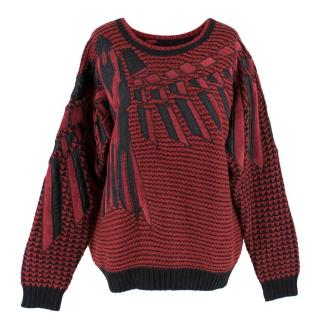 Zadig & Voltaire Knit Wool Jumper